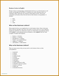 006 How To Write An Business Letter Step Version Unusual A