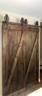 bypass vintage spoked sliding barn door closet hardware doors bypass sliding barn door hardware bypass sliding