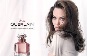 Angelina Jolie Wows in Mon Guerlain 'Intense' Perfume Campaign | Celebrity  perfume, Angelina jolie, Hairstyle