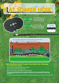 garden soaker hose. Garden Soaker Hose
