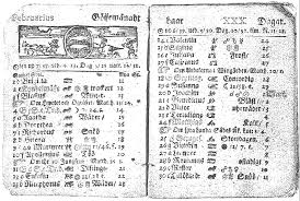 Perpetual Easter Calculator Anomalous Easter Dtaes In The