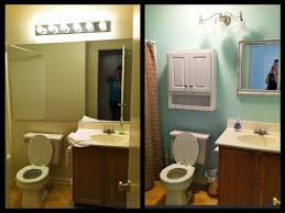 Wonderful Beautiful Small Bathrooms Before And After Bathroom Remodel
