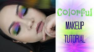 festival rave makeup tutorial 2017