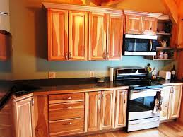 Image of Hickory Kitchen Cabinets Wholesale