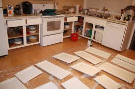 Spraying Kitchen Doors & ... Large Size Of Kitchen:refinishing ...