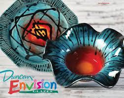 Duncan Ceramic Glazes