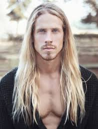 Coiffure Homme Cheveux Long Blond Fashionsneakersclub