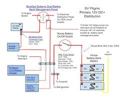 wiring diagram morgan 38 sailboat forum sv pilgrim primary dc distribution 10 5 15