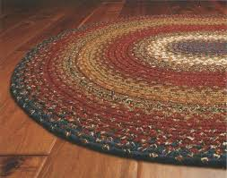 braided throw rugs cotton braided area floor rug oval burdy blue rustic small braided area rugs