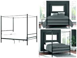 metal canopy bed frame twin metal canopy beds metal canopy bed mainstays metal canopy bed frame