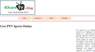Ptv Org Chart Access Ptvsports Khantv Org Watch Live Ptv Sports Live