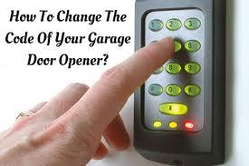 how to change the code of your garage door opener lilydale motors um