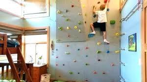 playset rock wall build a climbing wall homemade rock wall charming idea home rock climbing wall