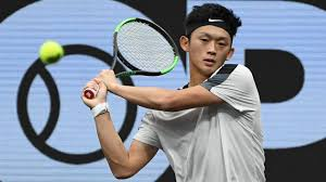 10 john isner in lyon on thursday for a place in his first atp brits cameron norrie and kyle edmund storm to their first atp world tour title without dropping a set in. Jericho S Brian Shi Plays Well But Falls To Cameron Norrie In New York Open Newsday