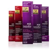 Age Beautiful Permanent Color Chart Agebeautiful Zotosprofessional Com