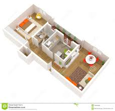 house plans with d interior images 3d floor free apartment design plan royalty floors gallery