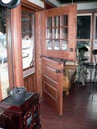 Diy Exterior Dutch Door Exterior Dutch Door Dd201 Glass Panel Model Wwwvintagedoors
