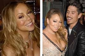 mariah carey strips down for steamy valentine s bath with toyboy lover daily star