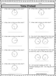 Mathnook Worksheets Elapsed Time Word Problems | Homeshealth.info