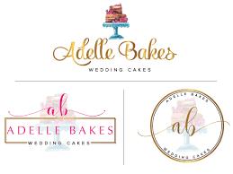 Design Feminine Watercolor Cake And Bakery Product Logo By Erajtahir