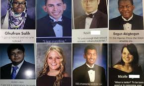 Best High School Senior Quotes Cool Are These The Funniest School Yearbook Entries Yet Daily Mail Online