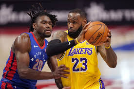 Lakers go cold in fourth: takeaways from loss to Pistons - Los Angeles Times