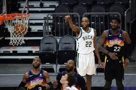 Milwaukee Bucks vs. Phoenix Suns Game Preview - Brew Hoop