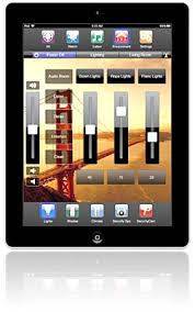 intelligent lighting controls from savant control with ipad g48 with