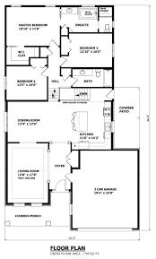 4 bedroom house plans canada homes floor