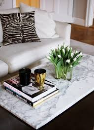 inspiring ideas for marble sofa table design 17 best ideas about marble top coffee table on
