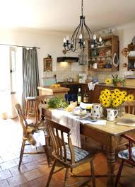 Country dining room ideas Rustic Dining Country Dining Room Ideas Rustic Country Dining Room Ideas Country Dining Room Terracotta Floor With Wrought Coreshotsco Country Dining Room Ideas Coreshotsco