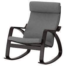 grey rocking chair. Plain Rocking IKEA PONG Rockingchair Layerglued Bent Beech Frame Gives Comfortable  Resilience Throughout Grey Rocking Chair