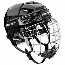 Bauer Re Akt 200 Helmet Combo Senior Senior Discount