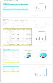 Progress Chart Excel Template