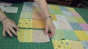 Make a Baby Quilt - Part 1 - Fabric Selection & Assembly - YouTube &  Adamdwight.com