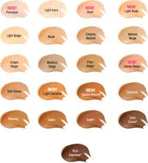 Avon Foundation Makeup Chart Beauty Makeup And More