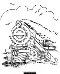 Small Picture Polar Express Coloring Page pertaining to Invigorate to color