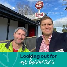 Moyne Shire Council - HEAD OFF TO THE PUB | 🍽️Why not support a local  business this weekend such as the Caramut Pub which is re-opening for  dining tonight. Our Mayor Daniel
