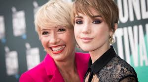 As a matter of fact short hairstyles if properly styled can also be qu. Emma Thompson S Sexual Consent Guide For Her Daughter Is Complete Mum Goals Heart