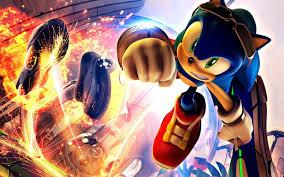 Sonic Light Commentary Happy Birthday Sonic The Hedgehog Slant Magazine