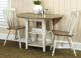 round dining table with storage round drop leaf kitchen table drop leaf round dining table and