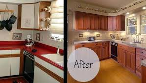 resurfacing kitchen cabinets kitchen cabinet refacing before and after photos resurfacing kitchen cabinets