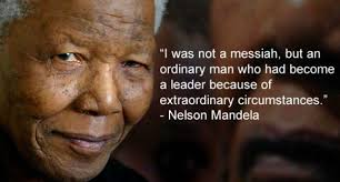 Nelson Mandela Quotes Cool Inspirational Quotes By Nelson Mandela TBAE Team Building Blog