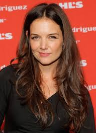 Layered Hairstyle katie holmes tousled layered hairstyle popular haircuts 1136 by stevesalt.us