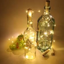 Wine Bottle Lamp Diy Online Get Cheap Led Wine Bottle Aliexpresscom Alibaba Group