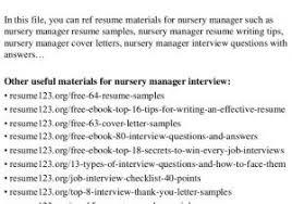 Volunteer Coordinator Resume From Visual Merchandising Resume