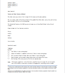 how to write a rent increase notice rent increase notice document hub