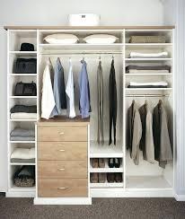 melamine closet shelves best