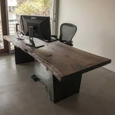 custom office desks. Exellent Desks Custom Home Office Desk And Bookshelves Beacon Woodwork For  Plan  In Desks