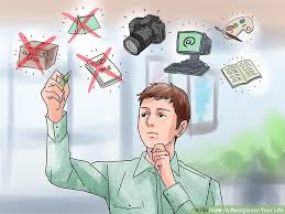 Reorganize Photos How To Reorganize Your Life 13 Steps With Pictures Wikihow